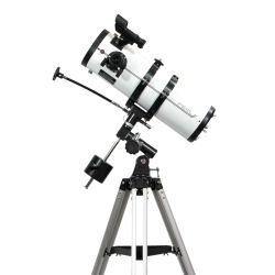 Télescope newton Bellatrix 114 / 500 EQ1 motorisable