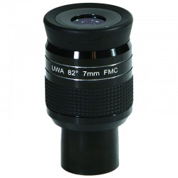 Oculaire UWA 7 mm coulant 31,75 mm 82°