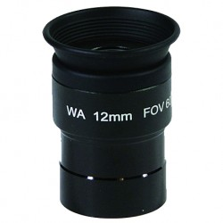 Oculaire WA 12 mm coulant 31,75 mm 60°
