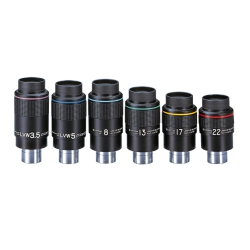 Oculaire LVW 8mm - coulant 31.78 mm / 50.8 mm