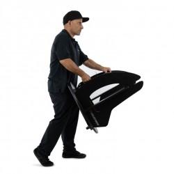 Jumelle PERL Irys 7 x 18 vert/beige